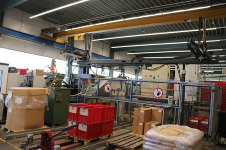 사출 성형 기계 BATTENFELD BKT 3500/1900 i_02057268