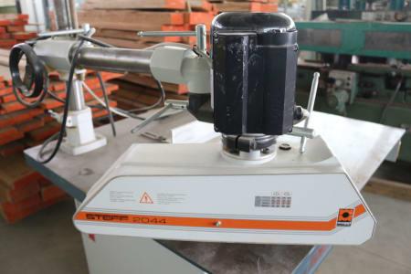 TECNICA S 300 SUPER Sliding Table saw Machine i_02399117