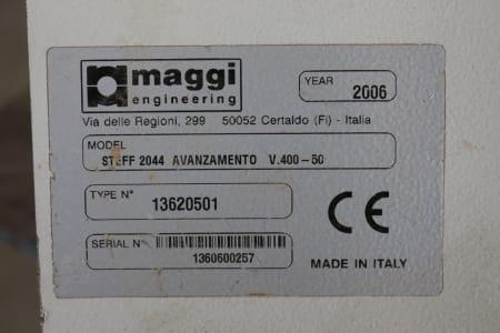 TECNICA S 300 SUPER Sliding Table saw Machine i_02399119