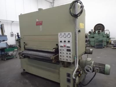 VIET VAL. 10 F.TM 1350 Automatic Wide Belt Sander i_02623696