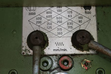 HURTH KF 32 A Circular Rezkalni stroj i_02681709