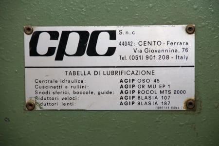 Prensa para marcos CPC PAM-3L i_02984848