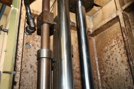 KARL KLINK RISZ 6,3x1000x400 Vertical broaching machine i_03011883