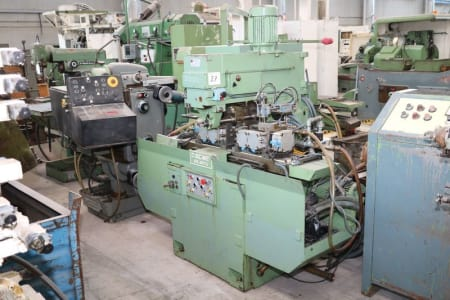 AIKARTU FC-4 Automatic circular milling machine i_03011960