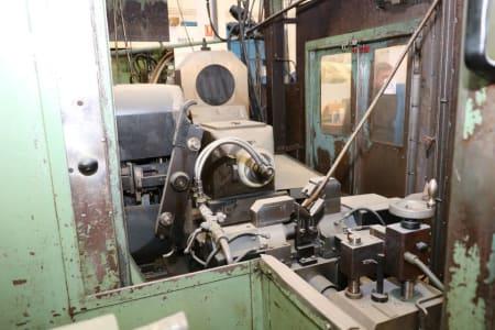Refrentadora centradora -taladradora roscadora de ejes ASIAKIN i_03012194