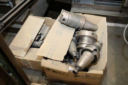 ASIAKIN Facing machine -centering drilling- shaft threading i_03012200