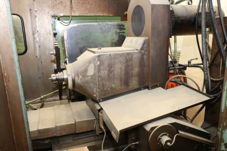 Refrentadora centradora -taladradora roscadora de ejes ASIAKIN i_03012201