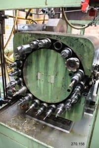 ASIAKIN Facing machine -centering drilling- shaft threading i_03012207