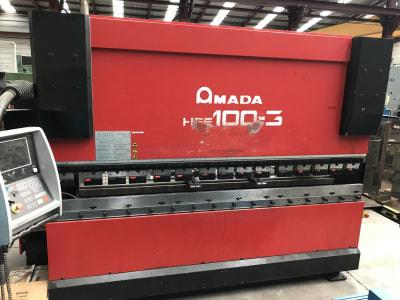 Prasa krawędziowa AMADA HFE100 CNC i_03035878