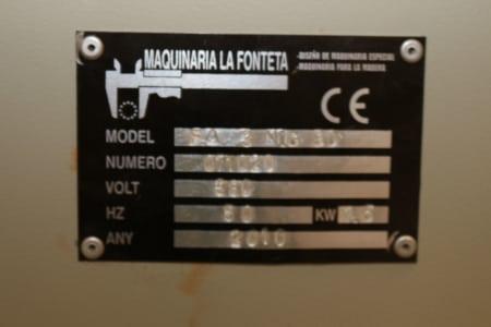 Chapadora de cantos HOMAG OPTIMAT KAR 310/10/A20/S2 i_03178435