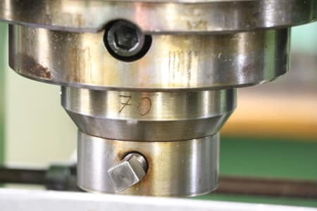 Prensa hidráulica MEYER A 4150 i_03186480