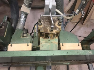SCM D80 Double Profile Grinding Machine i_03190346