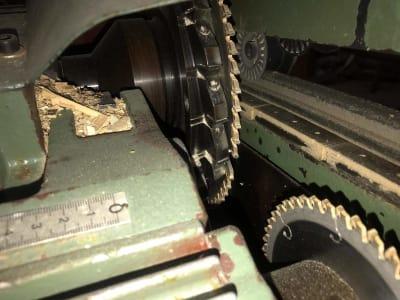SCM D80 Double Profile Grinding Machine i_03190349