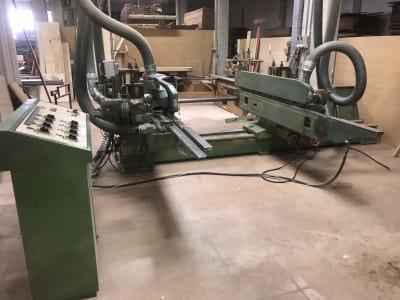 SCM D80 Double Profile Grinding Machine i_03190354