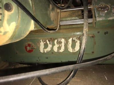 SCM D80 Double Profile Grinding Machine i_03190356