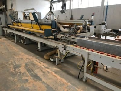 MASTERWOOD OMB1CN3TF Shutter production line i_03193420