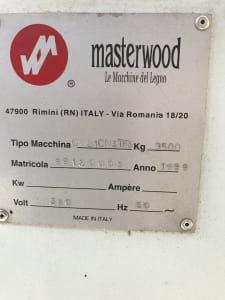 MASTERWOOD OMB1CN3TF Shutter production line i_03193427