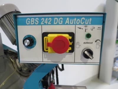 BERG & SCHMID GBS 242 DG AutoCut Double miter band saw i_03214299