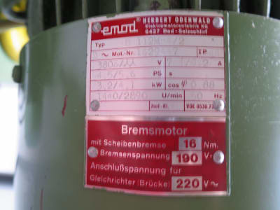 RECKERMANN Kombi 1000 Tool milling machine i_03215368