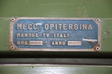 MECCANICA OPITERGINA B15F46 Lackierkarussel i_03216597