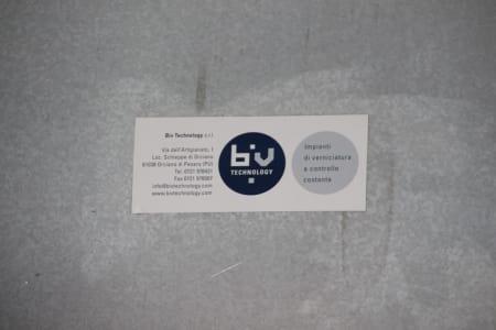 MECCANICA OPITERGINA B15F46 Lackierkarussel i_03216612