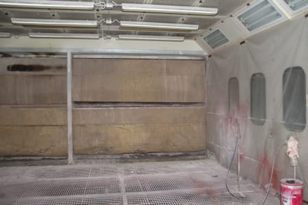 BIV TECHNOLOGY Pressurized Painting Booth i_03216782