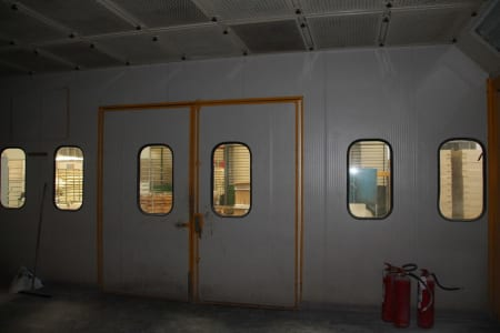 BIV TECHNOLOGY Pressurized Painting Booth i_03216785