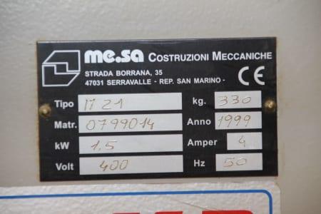 MESA M21 Multiple Drilling Machine i_03216913