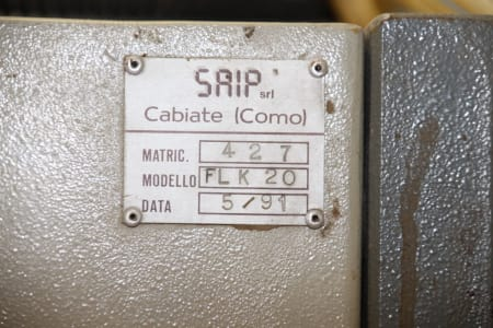 Schiumatrice SAIP FLK 20 i_03216940
