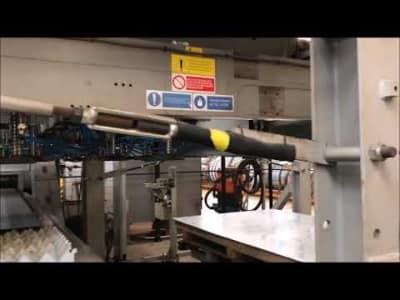 Stroj na rezanie laserom SALVAGNINI v_02728923