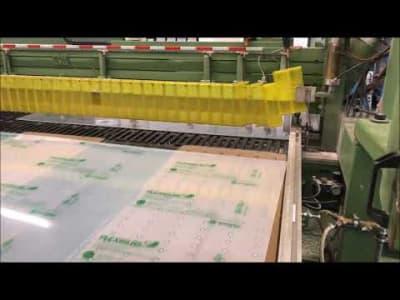 HOLZMA HPP 91 - 3100 Plattensäge v_03132450
