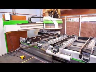 Centro de mecanizado CNC BIESSE ROVER 37 XL con sistema EPS v_03140534