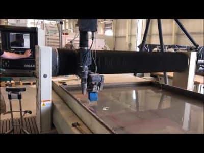 Máquina de corte por chorro de agua OMAX 60120 v_03208926