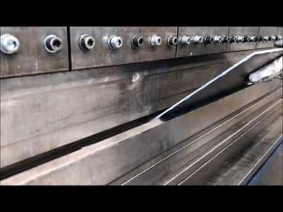 WIEGER 315/40 Hydraulical Bending Press v_03212640