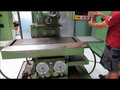 RECKERMANN Kombi 1000 Tool milling machine v_03215795