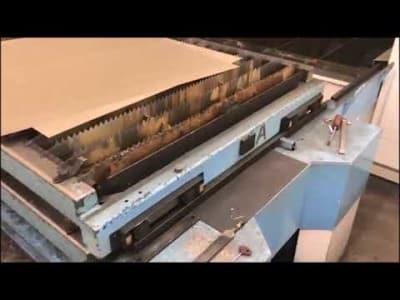 Cortadora láser TRUMPF TRUMATIC HLS 2502 C v_03221586
