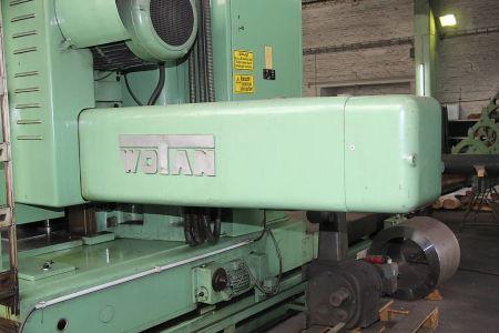 WOTAN B 160 P Пробивно-фрезова машина от подов тип with rotary table i_00360741