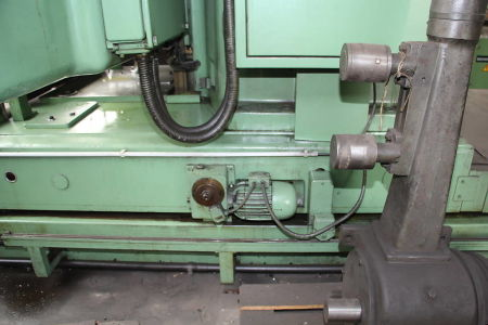 WOTAN B 160 P Rezkalno vrtalni stroj with rotary table i_00360745