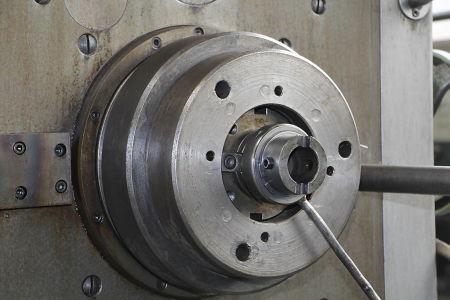 WOTAN B 160 P Döşeme Tipli Delik Büyütme Tezgahı with rotary table i_00360747