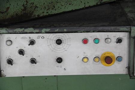 WOTAN B 160 P Пробивно-фрезова машина от подов тип with rotary table i_00361253