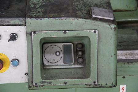 WOTAN B 160 P Пробивно-фрезова машина от подов тип with rotary table i_00361254