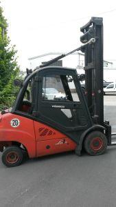LINDE H 35 T –BR 393 LPG Forklift i_02010593
