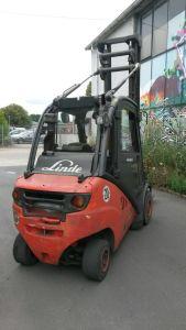 LINDE H 35 T –BR 393 LPG Forklift i_02010594