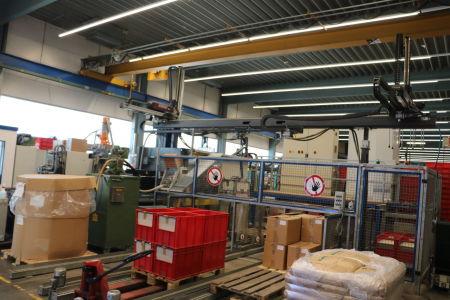 Enjeksiyon Kalıplama Makinesi BATTENFELD BKT 3500/1900 i_02057268