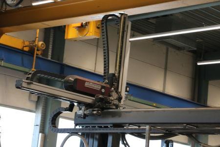 BATTENFELD BKT 3500/1900 Stroj za brizganje plastike i_02057270