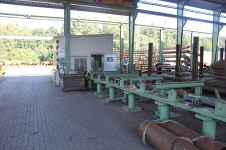 SIEKMANN stamping machine for pipe bends i_02138972