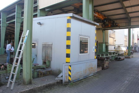 SIEKMANN stamping machine for pipe bends i_02138973