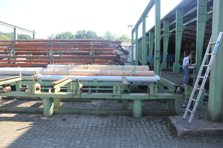 SIEKMANN stamping machine for pipe bends i_02138974