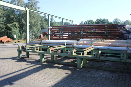 SIEKMANN stamping machine for pipe bends i_02138975