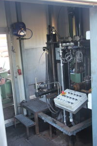 SIEKMANN stamping machine for pipe bends i_02138976